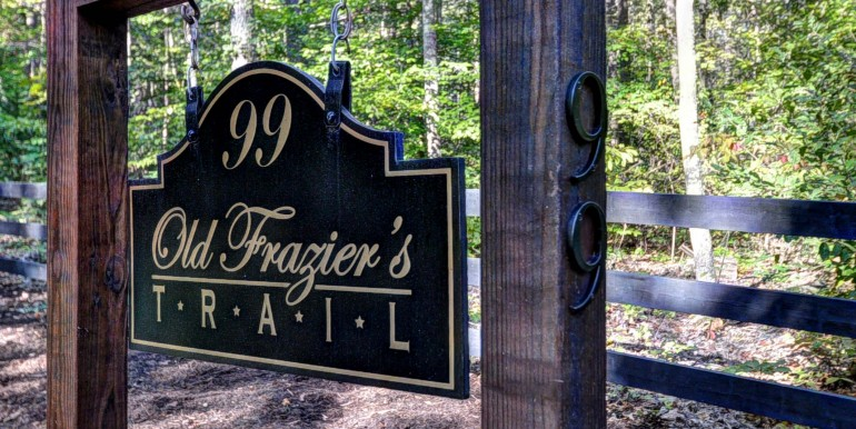 99 Old Fraziers Trail
